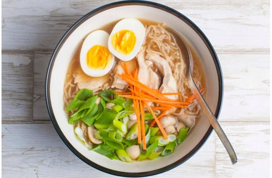 Рамен - корисна і смачна страва азіатської кухні