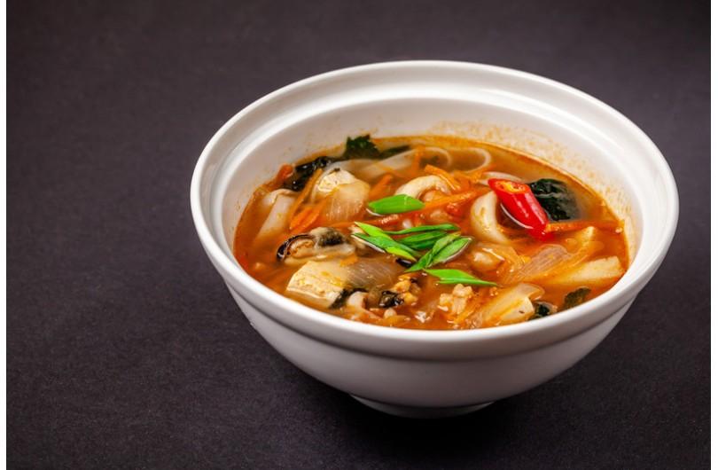 Суп Фо з морепродуктами